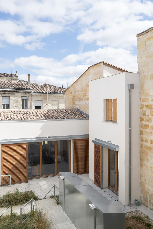 Residence Kleber - Architecte Bordeaux - FABRE deMARIEN