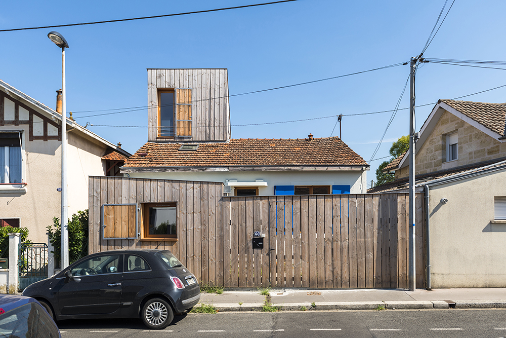 Maison rue Franz Schrader