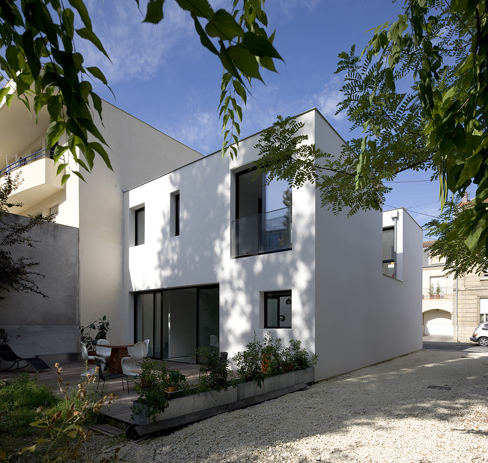 Fabre de Marien Architectes Bordeaux