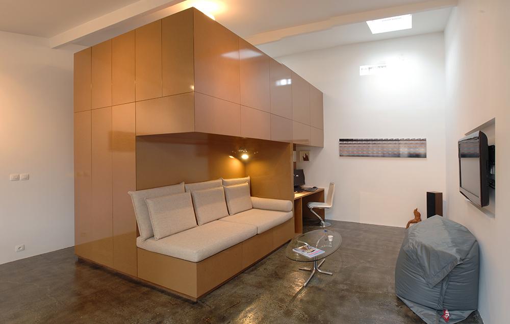 Passage Buhan, Fabre de Marien Architectes