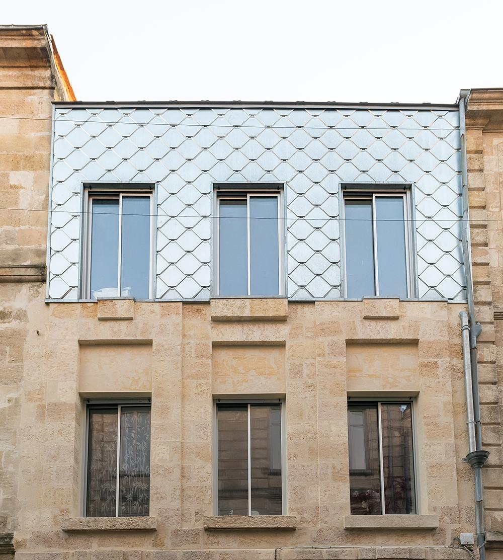 Surélévation Bordeaux publilettre – fabre de marien architectes bordeaux | fabre/demarien